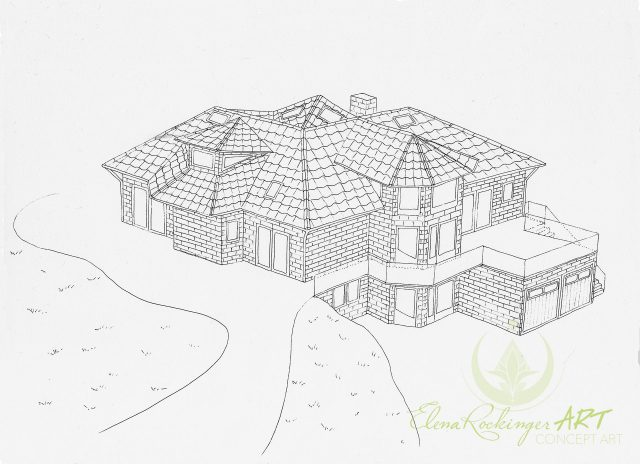 Draft for house project