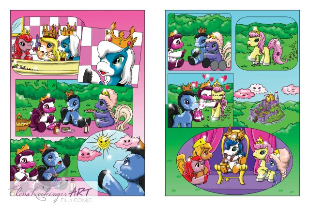 Filly Comic Special 1003 page 2