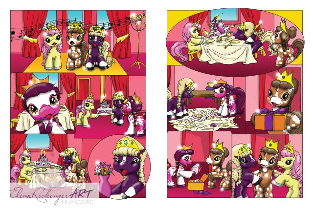 Filly Comic Special 1004 page 3