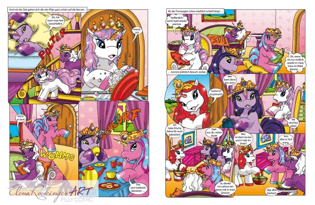 Filly Comic Special 1217 page 2