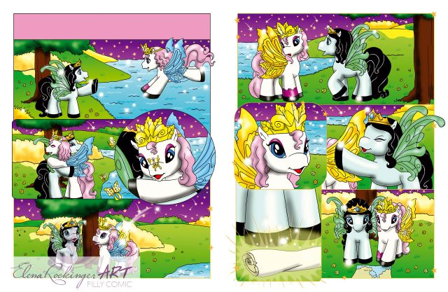 Filly Comic Special 1110 page 1