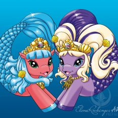 Filly Mermaids