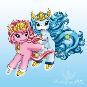 Filly Ice Elves